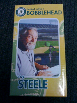 Roy Steel Bobblehead #1