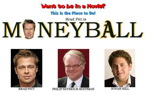 Moneyball, the movie
