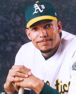 David Justice in Moneyball