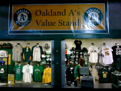 A's Value Stand #1