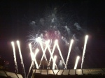 Fireworks with the A's are the best!