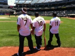 Bel Biv Devoe at the A's!